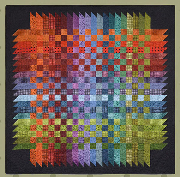 Quilt Pattern - Bonnie Sullivan - Over and Down Under