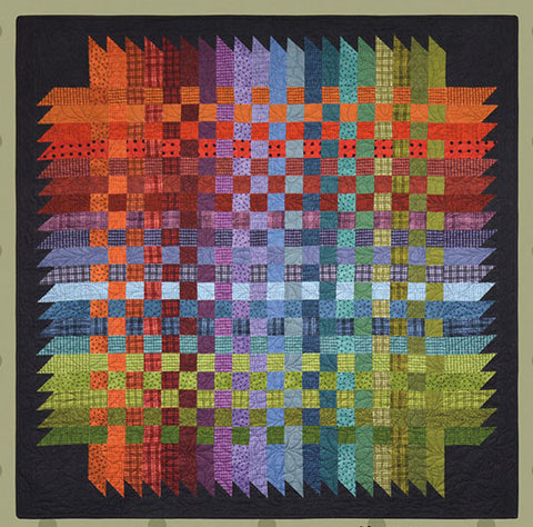 Quilt Pattern - Bonnie Sullivan - Over & Down Under