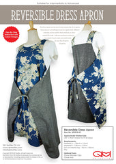 Apron Pattern - Reversible Dress Apron
