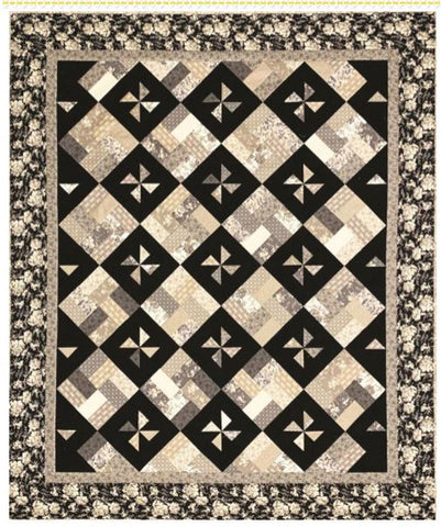 Quilt Pattern - Pleasant Valley - Simply Majestic - Version 2