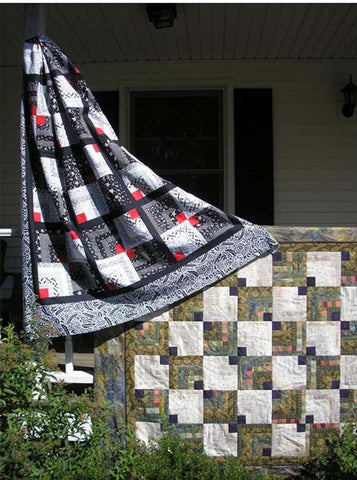 Quilt Pattern - Marlous Designs - Shadows