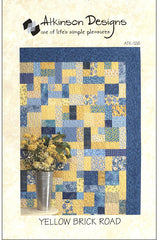 Quilt Pattern - Atkinson Designs - Yellow Brick Road