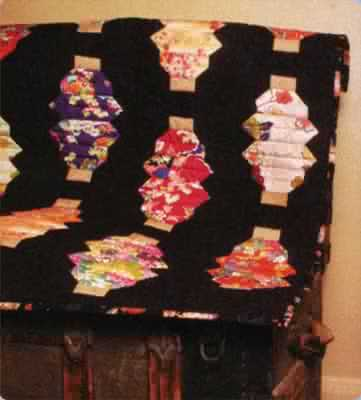 Quilt Pattern - Dancing Lanterns