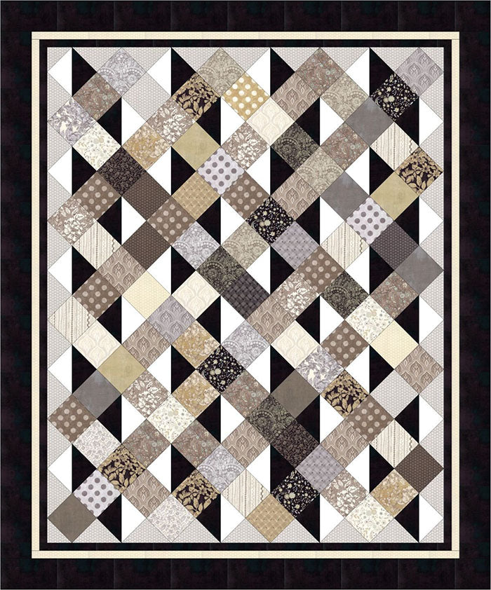 Quilt Pattern - Pleasant Valley - Simply Serene