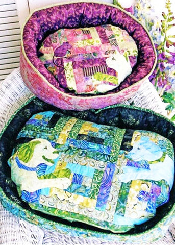 Pattern - Just for Fun - Java House - Pieceful Pet Beds