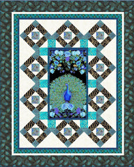 Quilt Pattern - Pine Tree Quilts - Center Stage