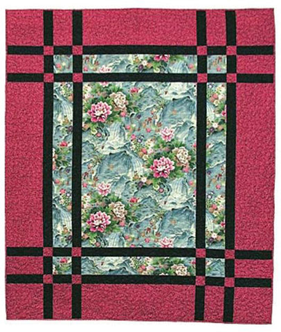 Quilt Pattern - Sweetgrass Creative Designs - Prairie Window