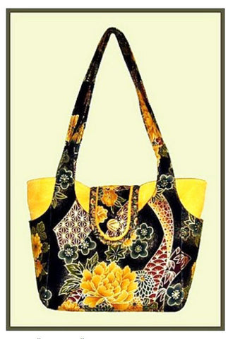 Bag Pattern - A Tote-All-Purse-O-Nality - HALF PRICE SALE