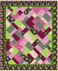 Quilt Pattern - Dance Partners