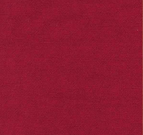 Japanese Fabric - Azumino-Momen - # 080 Red - FAT QUARTER