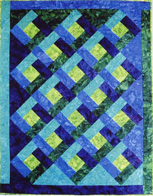 Quilt Pattern - Designs to Share - Ribbonworks