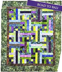 Quilt Pattern - Legacy Patterns - Road to Bali