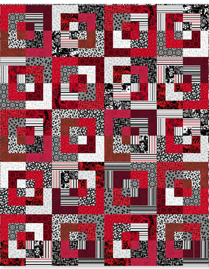Quilt Pattern - Brookshire Design Studio - Bento Box