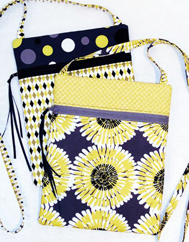 Bag Pattern - Lazy Girl - Runaround Bag