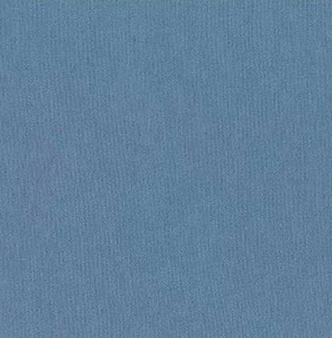 Sashiko Fabric - Cotton-Linen - CADET (Light Denim)