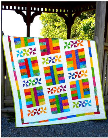 Quilt Pattern - Little Louise Designs - Saturday in the Park