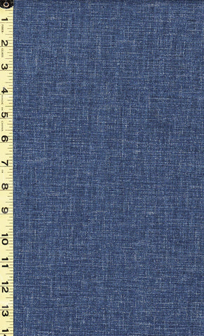Japanese - Sevenberry Nara Homespun - Solid - SB-88500D1-2 - Denim