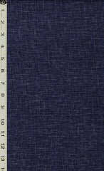 Japanese - Sevenberry Nara Homespun - Solid - SB-88500D1-1 - Indigo (More Navy Blue than Indigo)