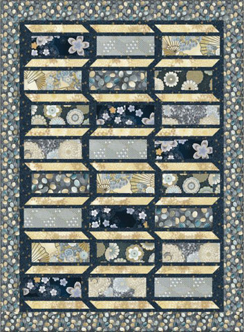Quilt Pattern - Mountainpeek Creations - Slideways