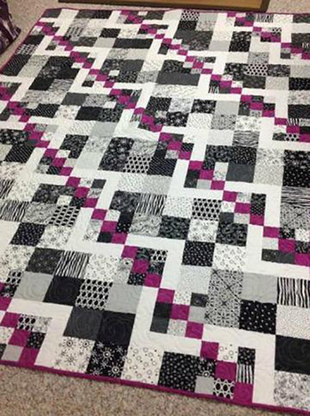 Quilt Pattern Pleasant Valley Simply Delightful