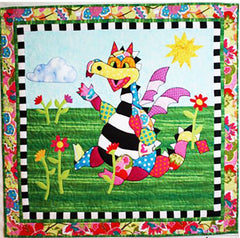Quilt Pattern - Bj Designs - Snapdragon