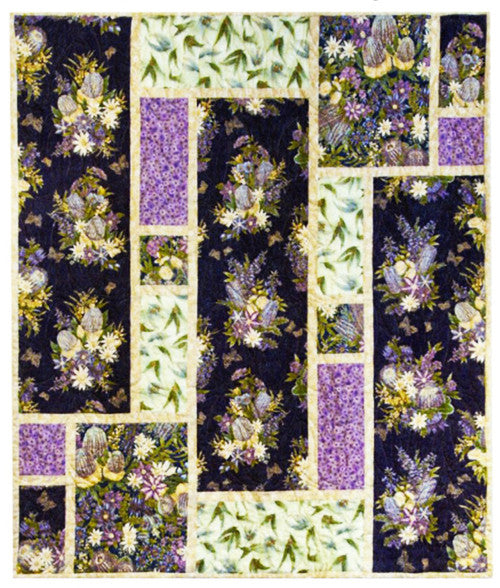 Quilt Pattern Leesa Chandler Designs Southern Jewels