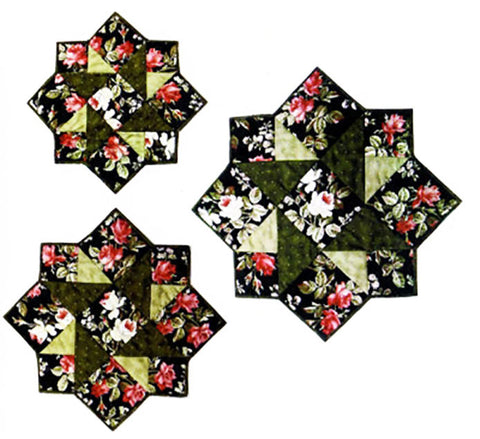 Placemat Pattern - Designs to Share with You - Stella Placemats & Table Topper