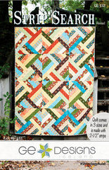 Quilt Pattern - GE Designs - Strip Search