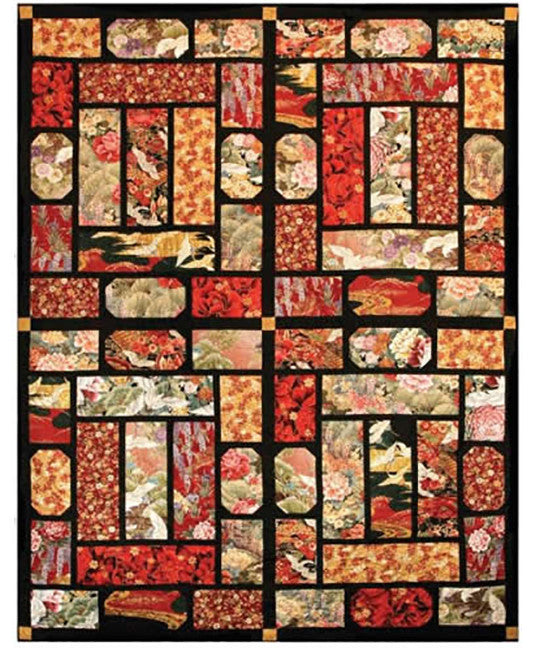 Quilt Pattern - Leesa Chandler Designs - Summer Palace