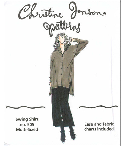 Wearables - Christine Jonson - Swing Shirt
