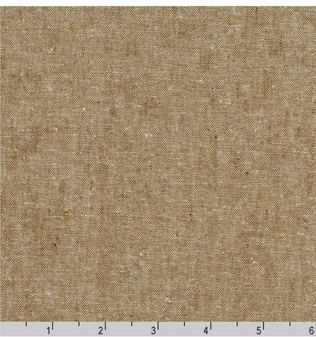Solid - Essex Cotton-Linen Yarn-Dyed - Taupe