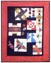 Quilt Pattern - Touch of the East