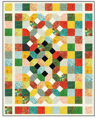 Quilt Pattern - Marlous Designs - Touch of Attitude