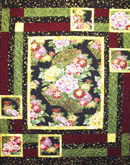 Quilt Pattern - Rose Cottage Quilting - Trophy Case