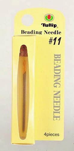 Notions - Tulip Beading Needles - Size 11