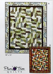 Quilt Pattern - Plum Tree Quilts - Two by Two