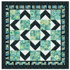 Quilt Pattern - Grizzly Gulch - Walk About