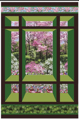 Quilt Pattern - Window on the East