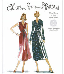 Wearables - Christine Jonson - Wrap Dress