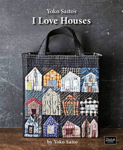 Book - Yoko Saito - I LOVE HOUSES