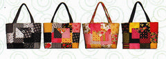 Bag Pattern - Charm Party Tote