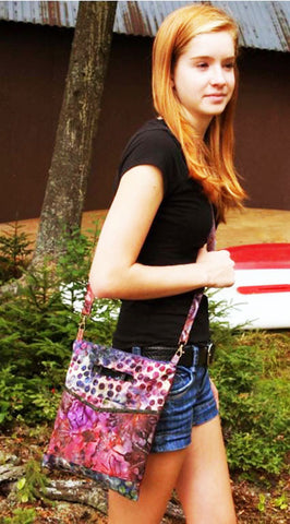 Bag Pattern - Marlous Designs - Journey Bag - HALF PRICE SALE
