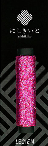 Cosmos Nishikiito Metallic Embroidery Floss - 28