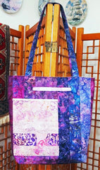 Bag Pattern - Marlous Designs - Stripper 40 Tote