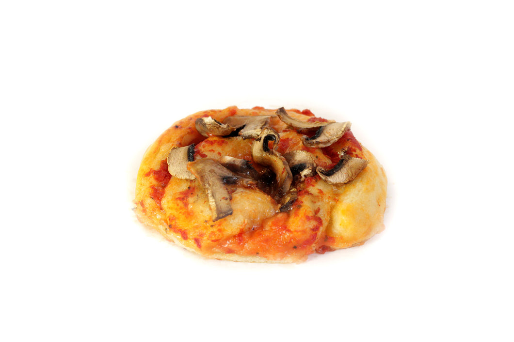 Pizzabulle mini vegan