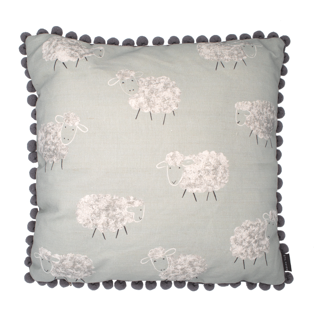 New Sheep Cushion