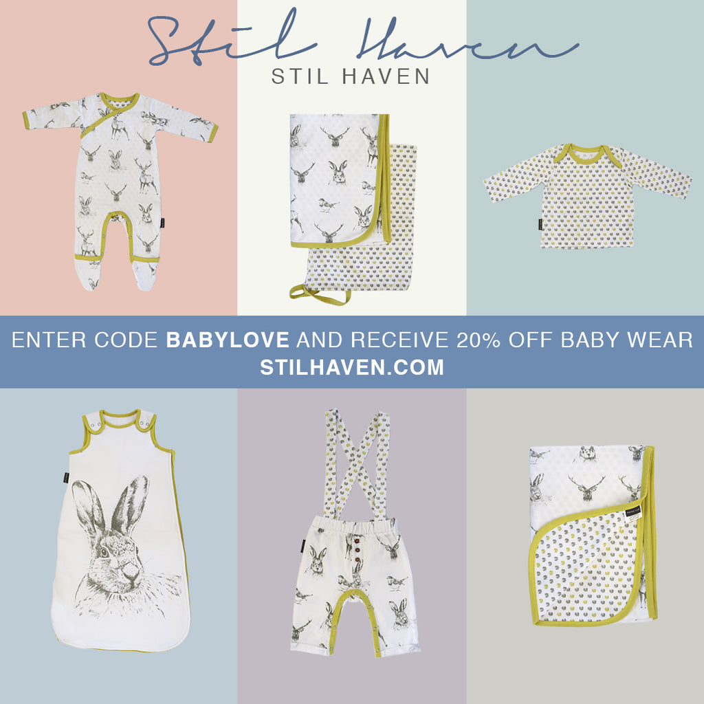 20% Off Baby Wear - This Weekend Only