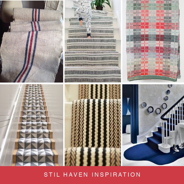 stil haven stair runner inspiration
