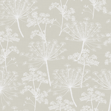 Stil Haven Non Woven Natural Cow Parsley Wallpaper