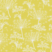 Stil Haven Non Woven Citrine Cow Parsley Wallpaper